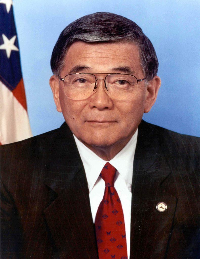 2003 - Hon. Norman Y. Mineta