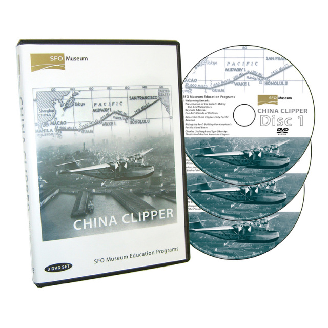 Vintage China Clipper: An SFO Museum Education Program