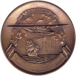 Achievement in Aviation Medallion